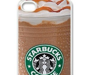 starbucks, iphon, and iphon 5s image