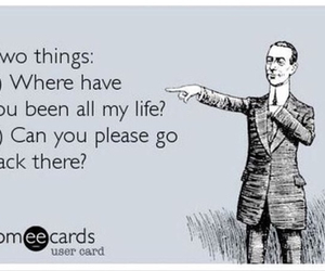 funny, ecards, and life image