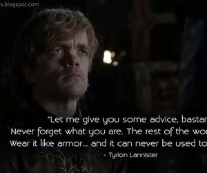 quotes, tyrion lannister, and got image
