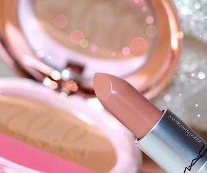 beauty, lipstick, and mac image