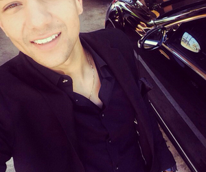 smile, luis coronel, and cute image