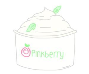 helado, overlays, and pinkyberry image