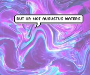 tfios and augustuswaters image