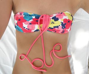 love, bikini, and girl image