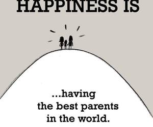 happiness, parents, and happiness is image