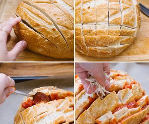 diy, food, and bread image