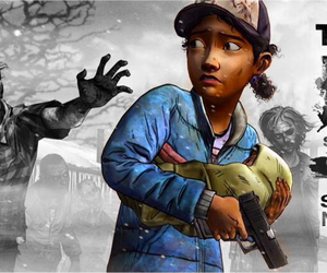 th, the wa, and the walking dead game image