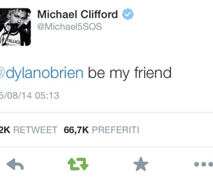 5 seconds of summer, 5sos, and michaelclifford image