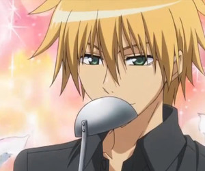 anime, kaichou wa maid sama, and usui image