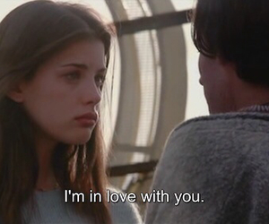 couple, cute, and Empire records image
