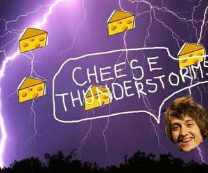 alex turner, cheese, and music image