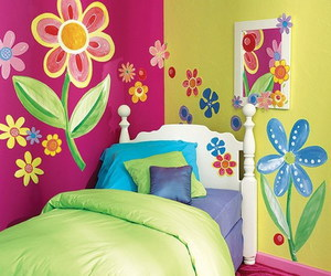 interior paint ideas, little girl rooms, and bedroom paint ideas image