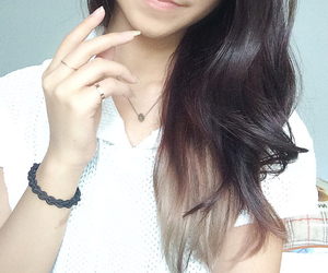adorable, ombre, and style image