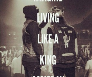 kellin quinn, vic fuentes, and king for a day image