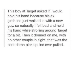 couples, pickup lines, and target image