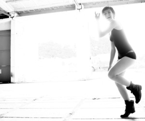 black, dance, and photography image