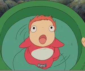 Ponyo and cute image