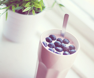 blueberry and food image