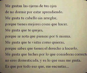 amor, me gusta, and frases en español image