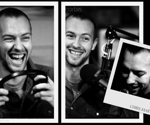Chris Martin, coldplay, and studio image
