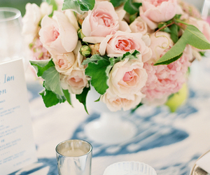 bouquet, flowers, and pastel image