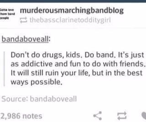 addict, band, and drugs image