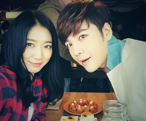park shin hye and jang geun suk image