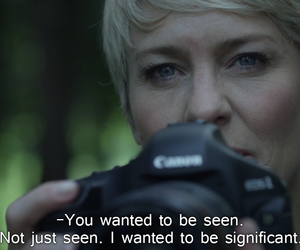 house of cards, quote, and quotes image