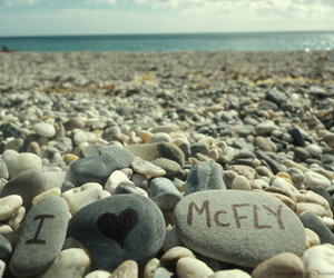 McFly, stones, and love image