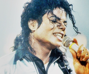 happy birthday, king, and king of pop image