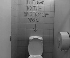 grunge, harry potter, and magic image