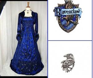 dress, hp, and mine image