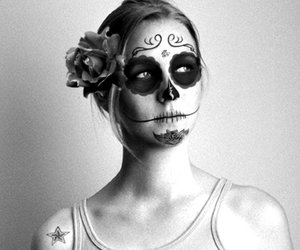 black and white, mexico, and love image