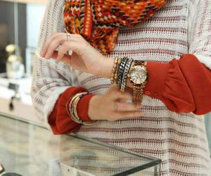 accessories, cute, and hijab image