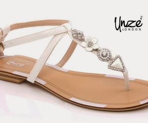 summer wear shoes, ladies flats for summer, and midsummer wear flats image
