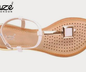 summer wear shoes, ladies flats for summer, and fancy shoes for girls image