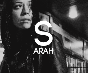 photo, quote, and orphan black image