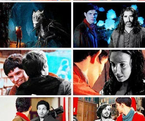 merlin and tear jerking image