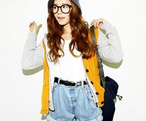 korean fashion, style, and asian fashion image