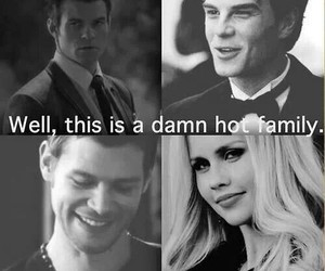 The Originals, KOL, and family image