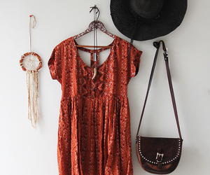 beautiful, hippie, and outfit image