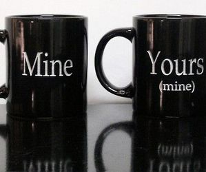 mine and yours image