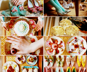 shoes, marie antoinette, and pretty image