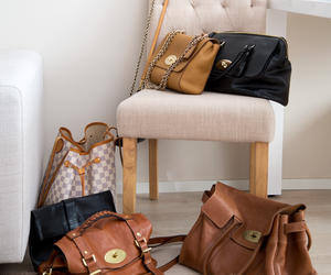 bags, brand, and chic image