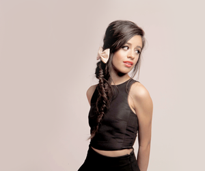 camila cabello, fifth harmony, and girl image