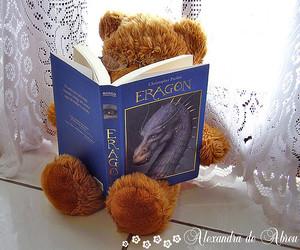 book, eragon, and read image