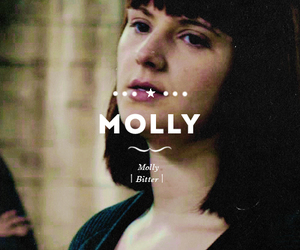 molly, insurgent, and divergent image