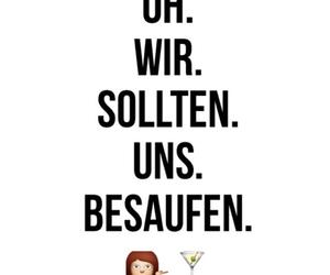 deutsch, party, and witzig image