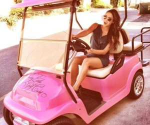 pink, shay mitchell, and pretty little liars image