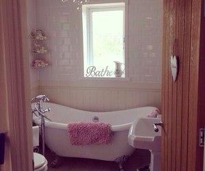 luxury, bathroom, and room image
